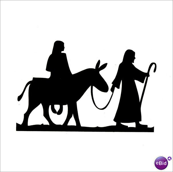 Mary and joseph riding on donkey clipart free png freeuse library Bethlehem clipart mary joseph donkey, Bethlehem mary joseph donkey ... png freeuse library