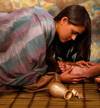 Mary annointing jesus feet clipart image library stock 17 Best images about Mary Anoints Jesus Feet on Pinterest | Jars ... image library stock