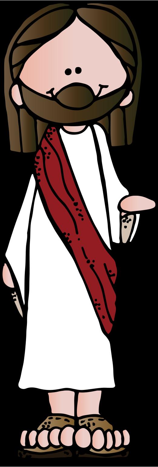 Mary joseph and jesus clipart image freeuse melonheadz jesus - Google Search | Dibujos religiosos | Pinterest ... image freeuse