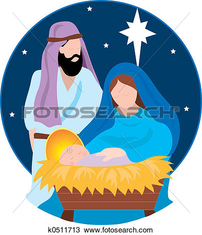 Mary joseph and jesus clipart picture library Mary joseph Illustrations and Stock Art. 478 mary joseph ... picture library