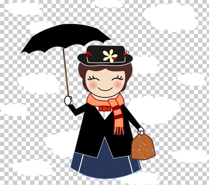 Mary poppins hat clipart picture freeuse download Mary Poppins Illustration Cartoon Drawing PNG, Clipart, Actor, Art ... picture freeuse download