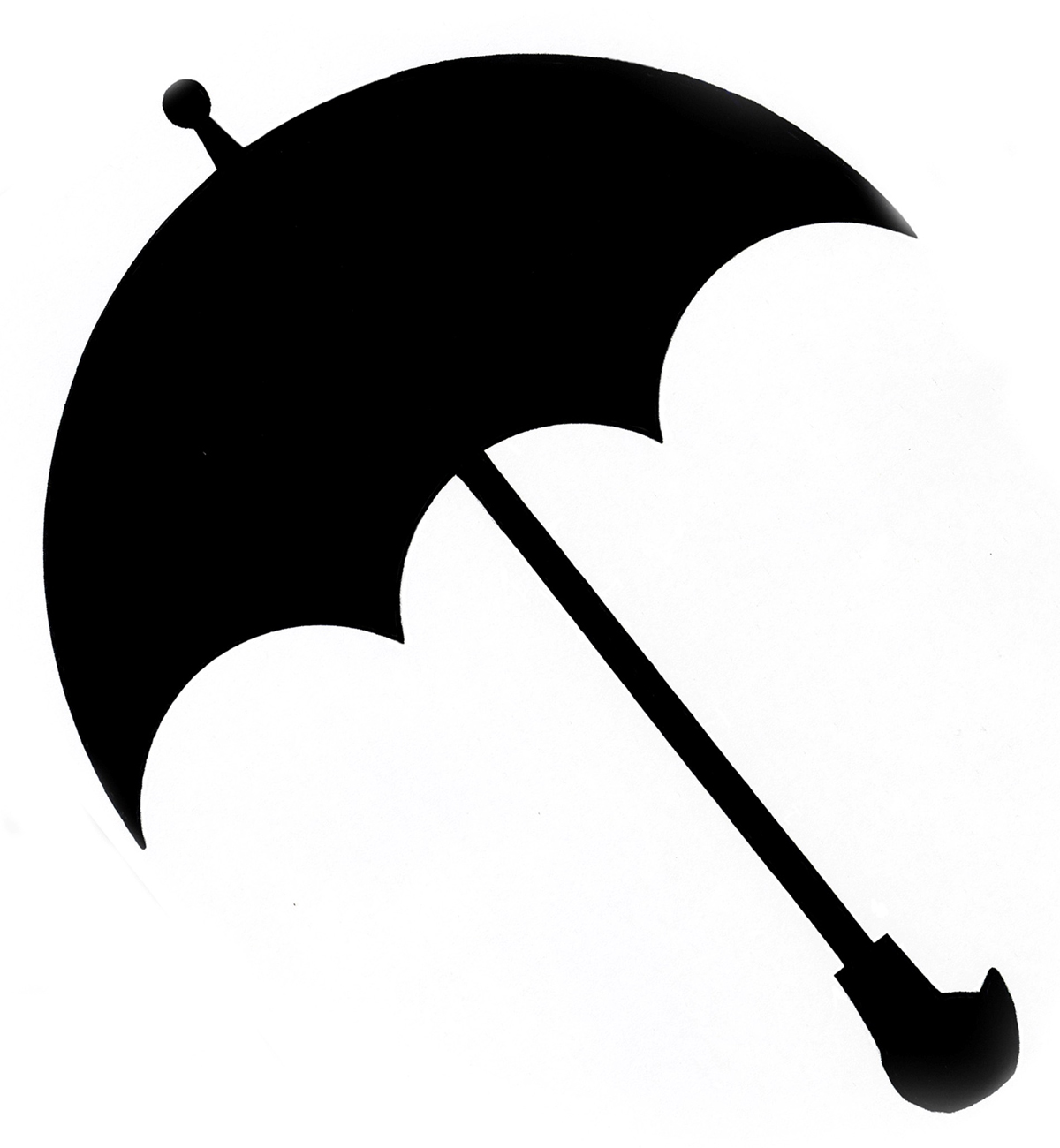 Mary poppins hat clipart image freeuse download Free Mary Poppins Hat Silhouette, Download Free Clip Art, Free Clip ... image freeuse download
