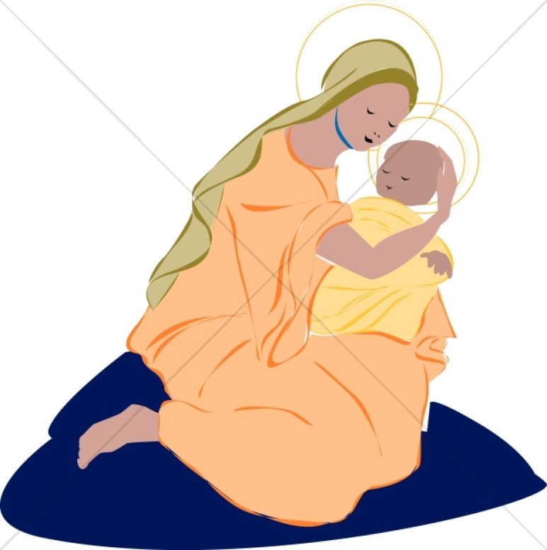 Mary pregnant with jesus clipart banner free library Mary Pregnant with Jesus   Virgin Mary Clipart banner free library