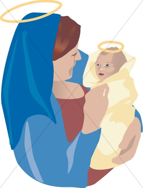 Mary pregnant with jesus clipart clip art library stock Virgin Mary Clipart, Virgin Mary Graphics, Virgin Mary Images ... clip art library stock