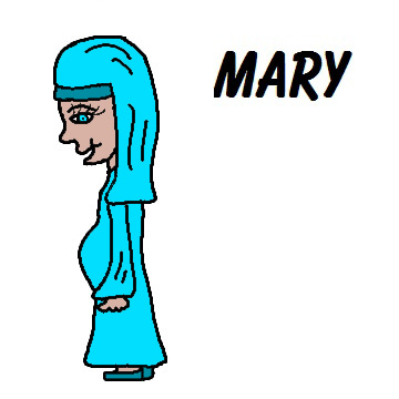 Mary pregnant with jesus clipart transparent stock Mary pregnant with jesus clipart - ClipartFest transparent stock