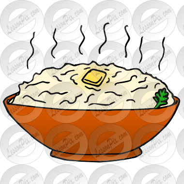 Mashed potato clipart svg royalty free library Thanksgiving clip art mashed potato - 15 clip arts for free download ... svg royalty free library
