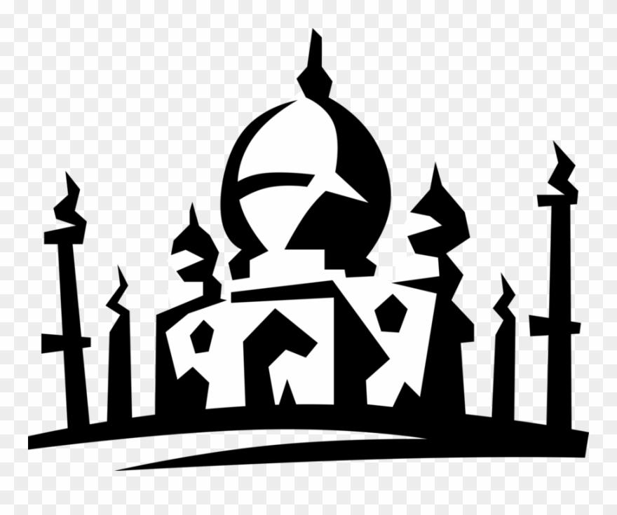 Vector masjid clipart