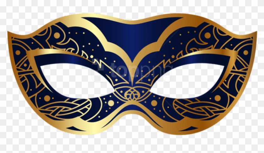 Mask clipart image vector download Free Png Download Dark Blue Carnival Mask Clipart Png - Masquerade ... vector download