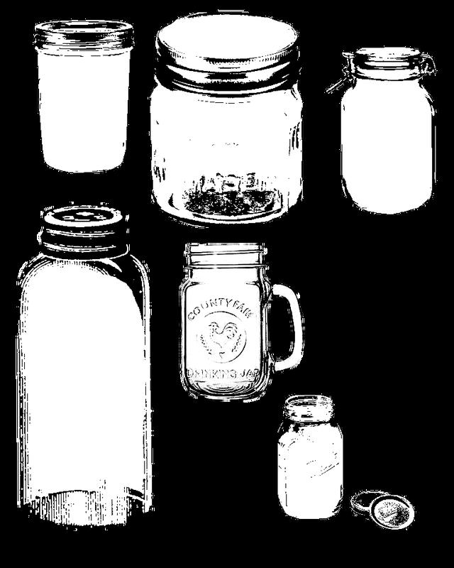 Mason jar blue flower clipart png free Mason Jars, Jars, Tins - Sweetly Scrapped 's Free Printables,Digi's ... png free