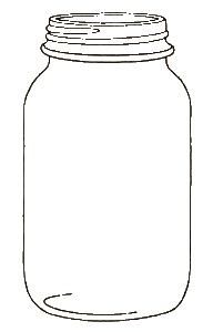 Mason jar clipart free vector free library Free Jar Cliparts, Download Free Clip Art, Free Clip Art on Clipart ... vector free library