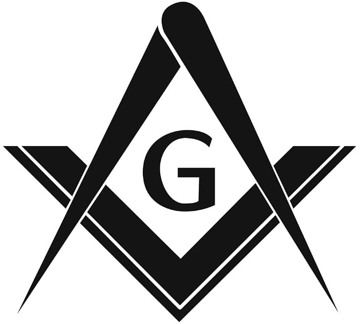 Mason logo clipart clip art black and white stock Square And Compasses Freemasonry Masonic Lodge Order Of Mark Master ... clip art black and white stock