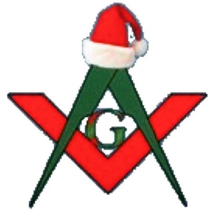 Masonic christmas clipart png Merry Christmas to all my Squares | Masonic Light Prince Hall ... png