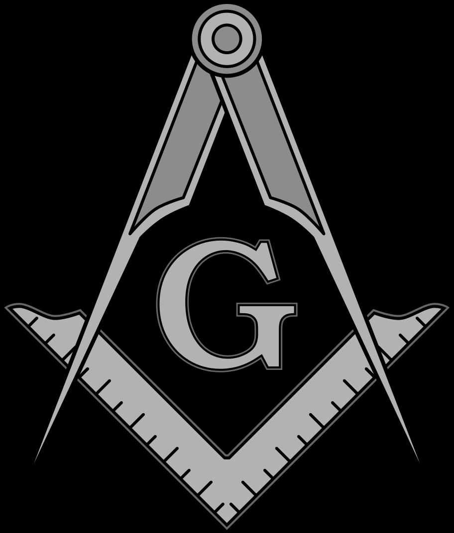 Masonic square and compass clipart no backgroud black and white stock File:Masonic SquareCompassesG.svg   Freemasons   Masonic symbols ... black and white stock