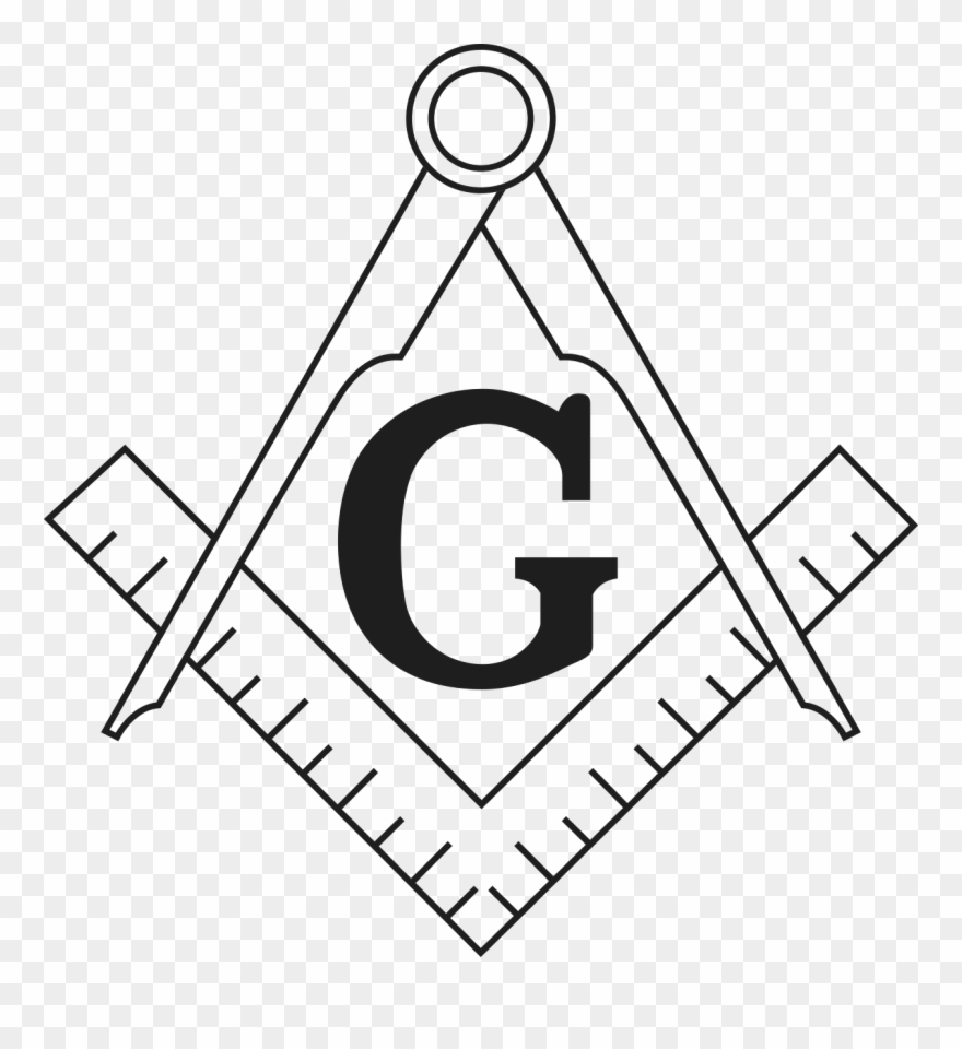 Masonic square and compass clipart no backgroud royalty free download Clip Art Masonic Emblems Clip Art - Square And Compass Png ... royalty free download