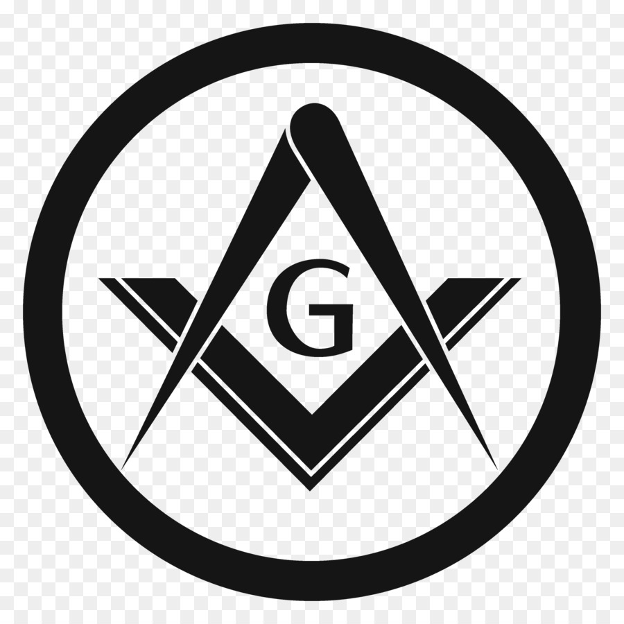 Masonic square and compass clipart no backgroud banner black and white download White Circle png download - 1900*1900 - Free Transparent Square And ... banner black and white download