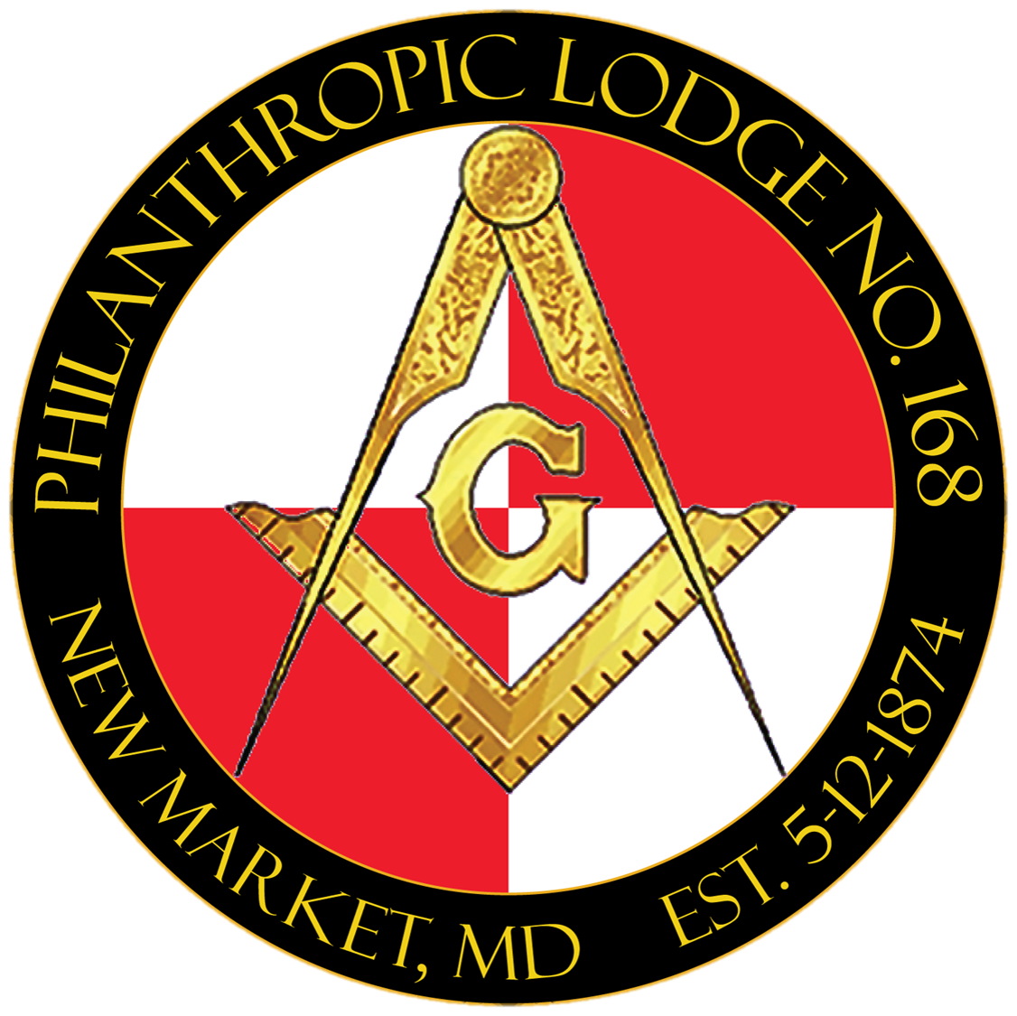 Masonic sun clipart picture freeuse library About Us – Philanthropic Lodge 168 picture freeuse library