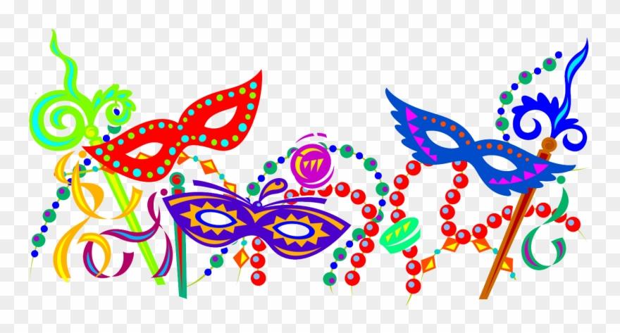 Masquerade borders clipart vector download Mardi Orleans Ball Carnival Masquerade Gras In Clipart - Mardi Gras ... vector download