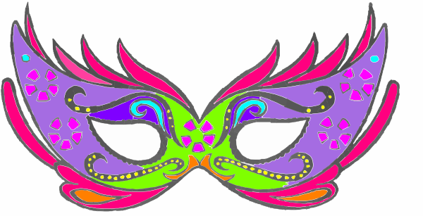 Masquerade borders clipart picture download Masquerade Borders Clipart - Clip Art Library picture download