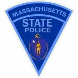 Massachusetts state police clipart vector freeuse Massachusetts State Police Stickers, Decals & Bumper Stickers vector freeuse