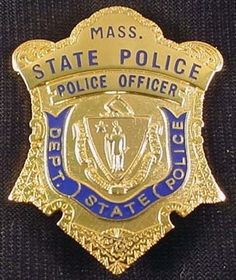 Massachusetts state police clipart clipart black and white 150 Best Police Badges images in 2019 | Police badges ... clipart black and white