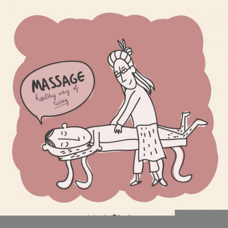 Massage free animated black and white clipart clip royalty free stock massage clipart cartoon | www.thelockinmovie.com clip royalty free stock