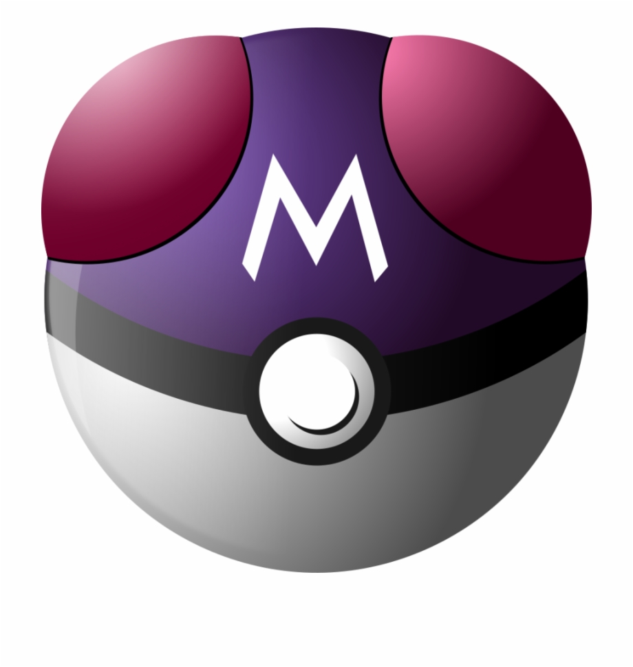 Master ball clipart