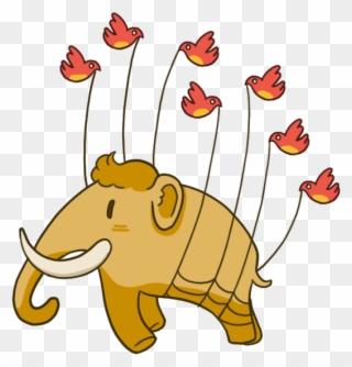 Mastodon clipart clip free stock Free PNG Mastodon Clip Art Download - PinClipart clip free stock