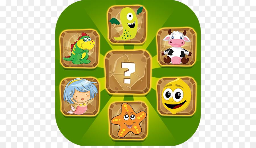 Matching game clipart clipart transparent Kids Icon clipart - Game, Yellow, Cartoon, transparent clip art clipart transparent