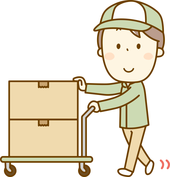 Material handling clipart clipart download Package Delivery,Child,Cartoon Clipart - Royalty Free SVG ... clipart download