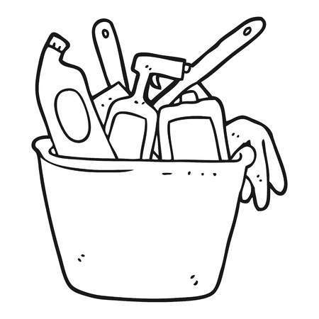 Materials clipart black and white graphic black and white Cleaning materials clipart black and white 1 » Clipart Portal graphic black and white