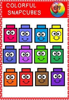 Math cubes clipart picture free Snap cubes clipart   Math: Snap Cubes   Clip art, Cube ... picture free