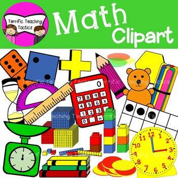 Math subject clipart graphic transparent stock Math Supplies Clipart Worksheets & Teaching Resources | TpT graphic transparent stock