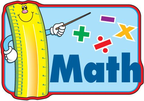 Math subject clipart graphic free stock Pin by Elisabeth Lainez on Classroom SetUp | Math school ... graphic free stock