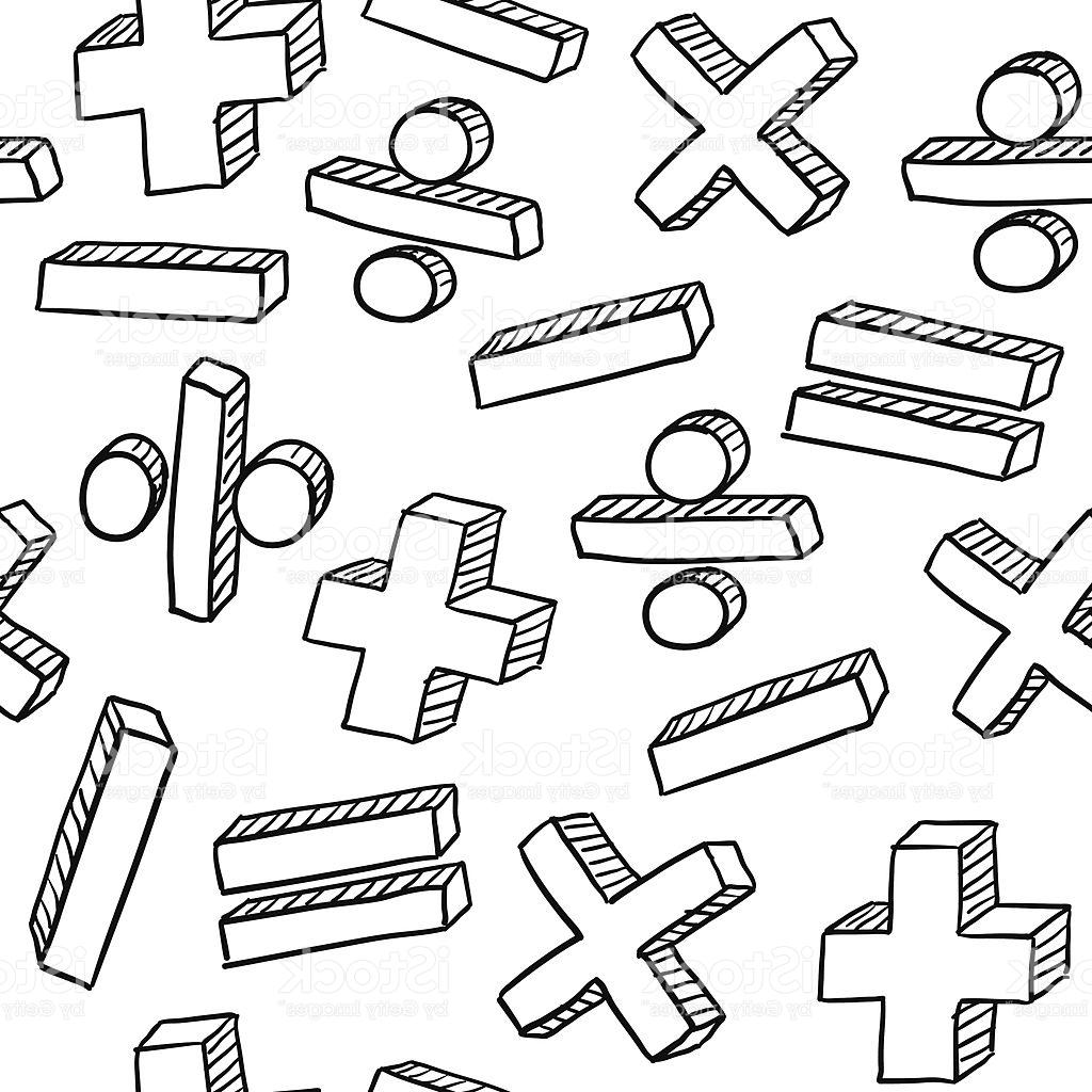 Math symbols clipart black and white png transparent Top Black And White Math Symbols Vector Image » Free Vector ... png transparent