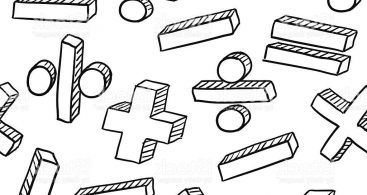 Math symbols clipart black and white transparent stock Black And White Math Symbols Vector Archives - Free Vector ... transparent stock