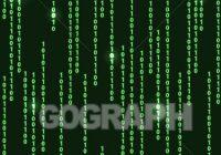 Matrix background clipart clipart black and white download EPS Illustration Matrix Background Vector Clipart Gg62987044 ... clipart black and white download