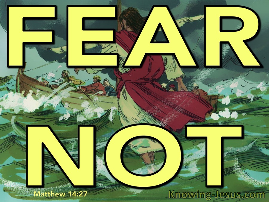 Matthew 14 27 clipart it is i png freeuse Matthew 14:27 Courage. It Is I. Fear Not (yellow) png freeuse