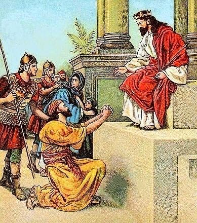 Matthew 18 21-35 clipart clipart library library Matthew 18 21-35 (The Parable of the Unforgiving Servant ... clipart library library
