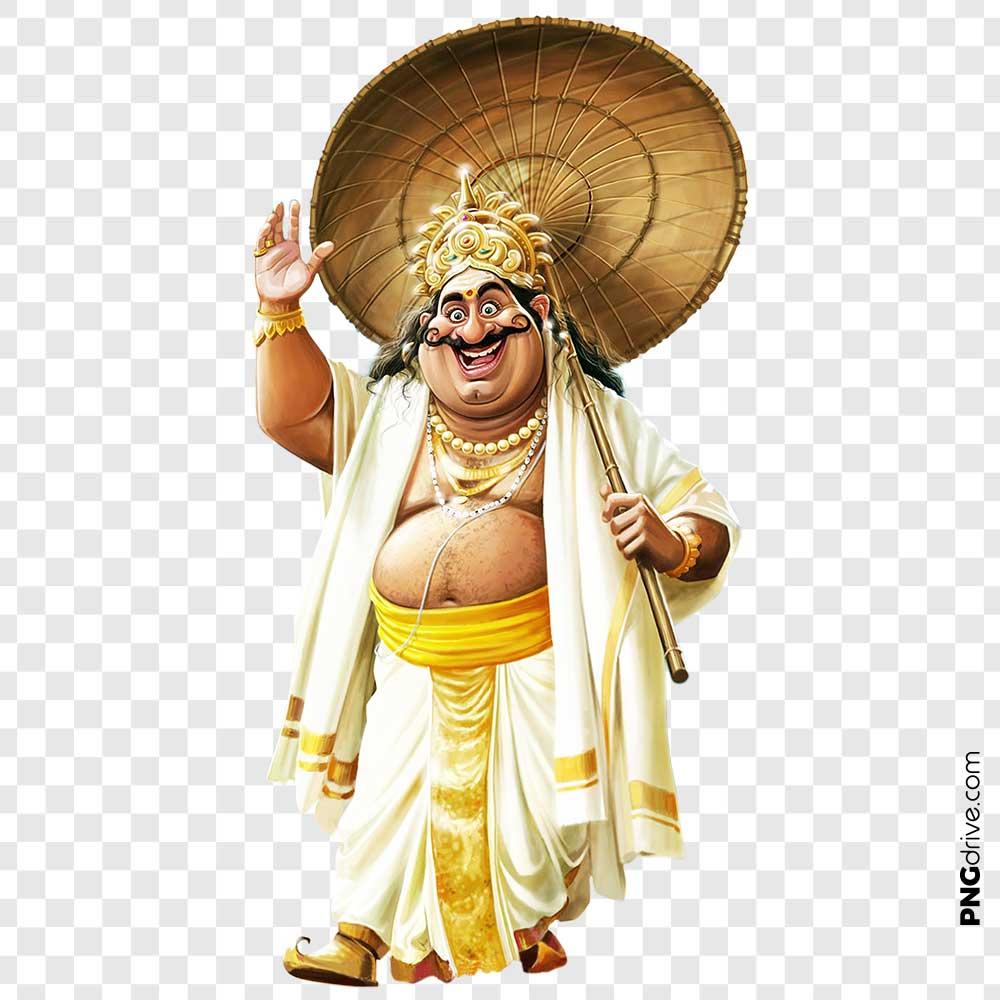 Maveli clipart banner stock Onam Mahabali / Maveli PNG image - PNG drive banner stock
