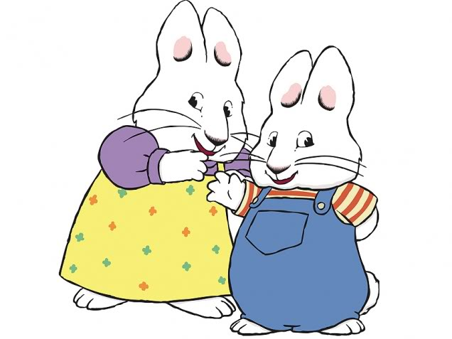Max and ruby clipart png library Where are Max and Ruby's Parents? png library