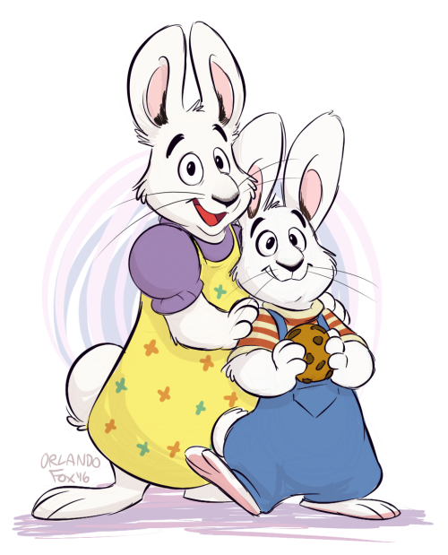 Max and ruby clipart graphic freeuse ruby & max | Tumblr graphic freeuse