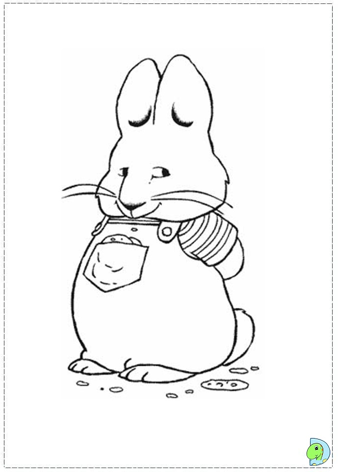Max and ruby clipart png black and white Max and ruby clipart - ClipartFest png black and white