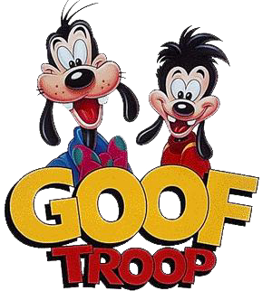 Max goof clipart picture black and white download Goof Troop Clipart picture black and white download