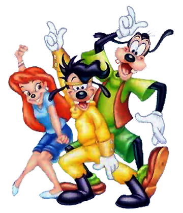 Max goof clipart png library Goofy Movie Clipart png library