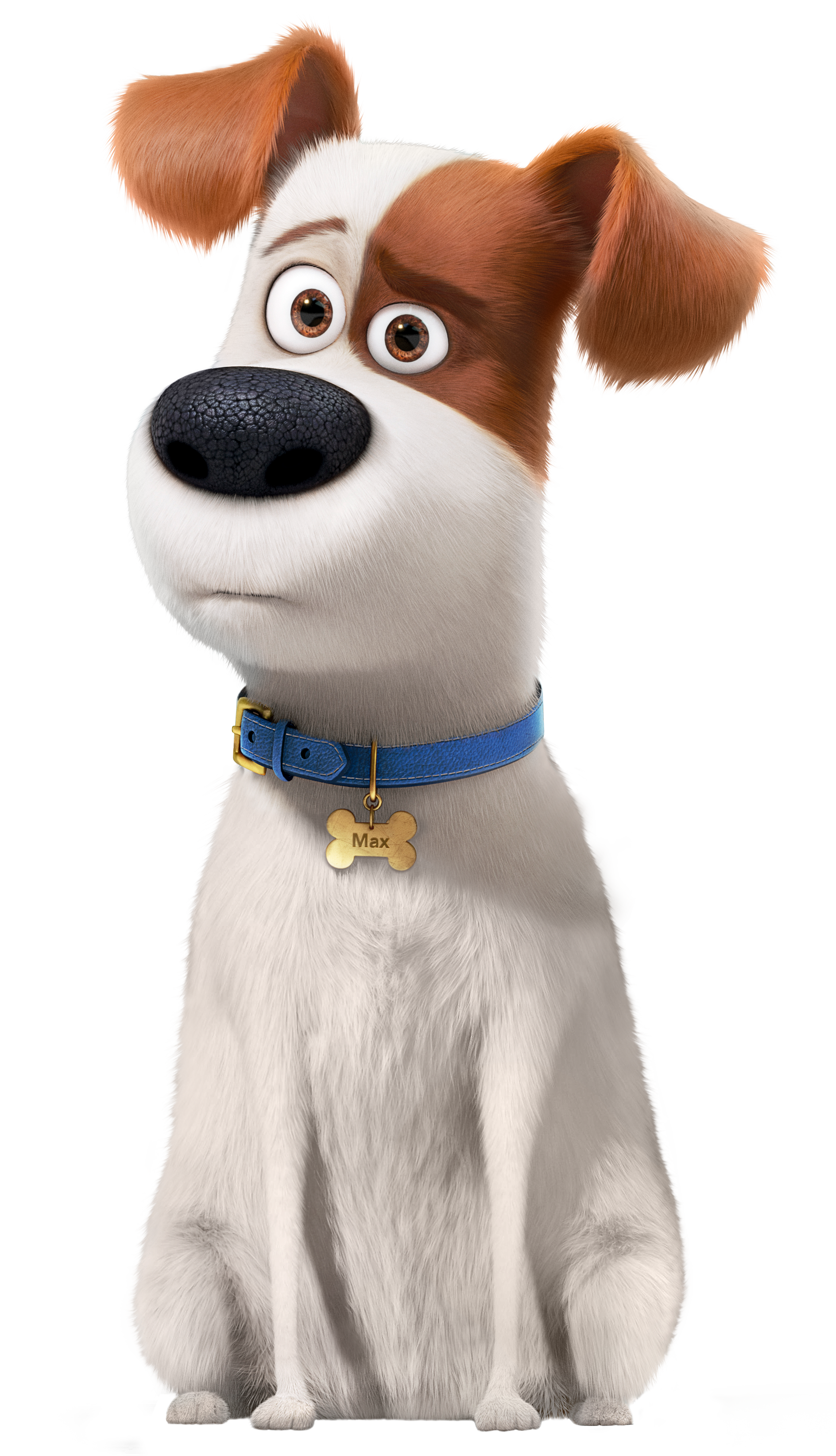 Max the dog clipart banner library The Secret Life of Pets Max Transparent PNG Image | Gallery ... banner library