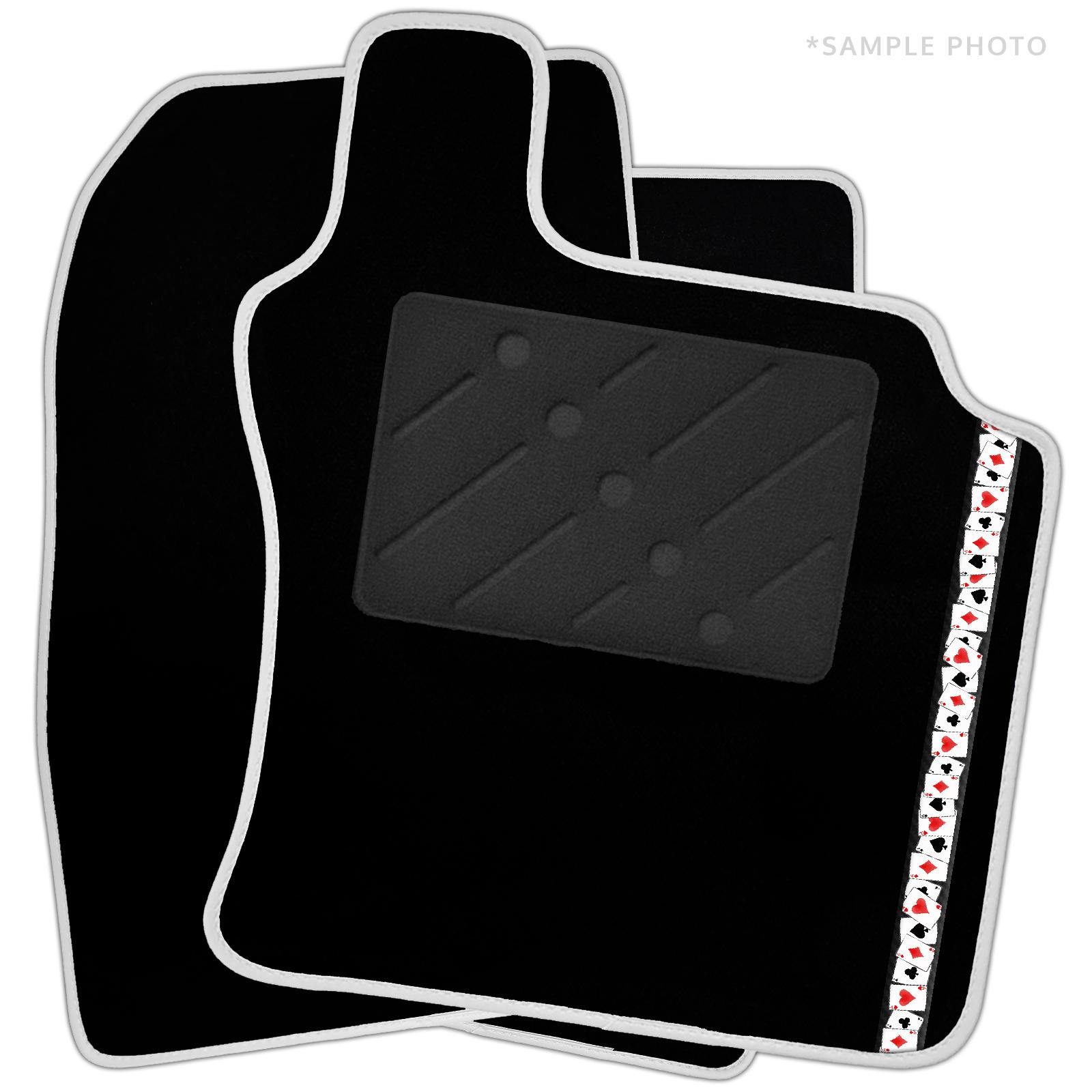 Maxus logo clipart graphic black and white Details about Ldv Maxus (2008+) Black Car Mats & Retro Logo graphic black and white