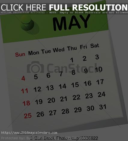 May 18th calendar clipart black and white stock May 18th calendar clipart - ClipartFest black and white stock
