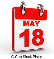 May 18th calendar clipart picture free library January 18th calendar clipart - ClipartFest picture free library