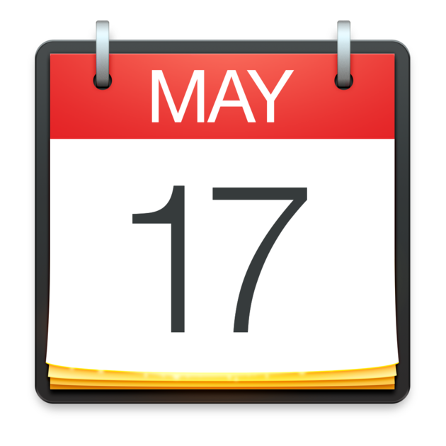 Clipart that looks like apple calendar png free Fantastical 2 on the Mac App Store png free