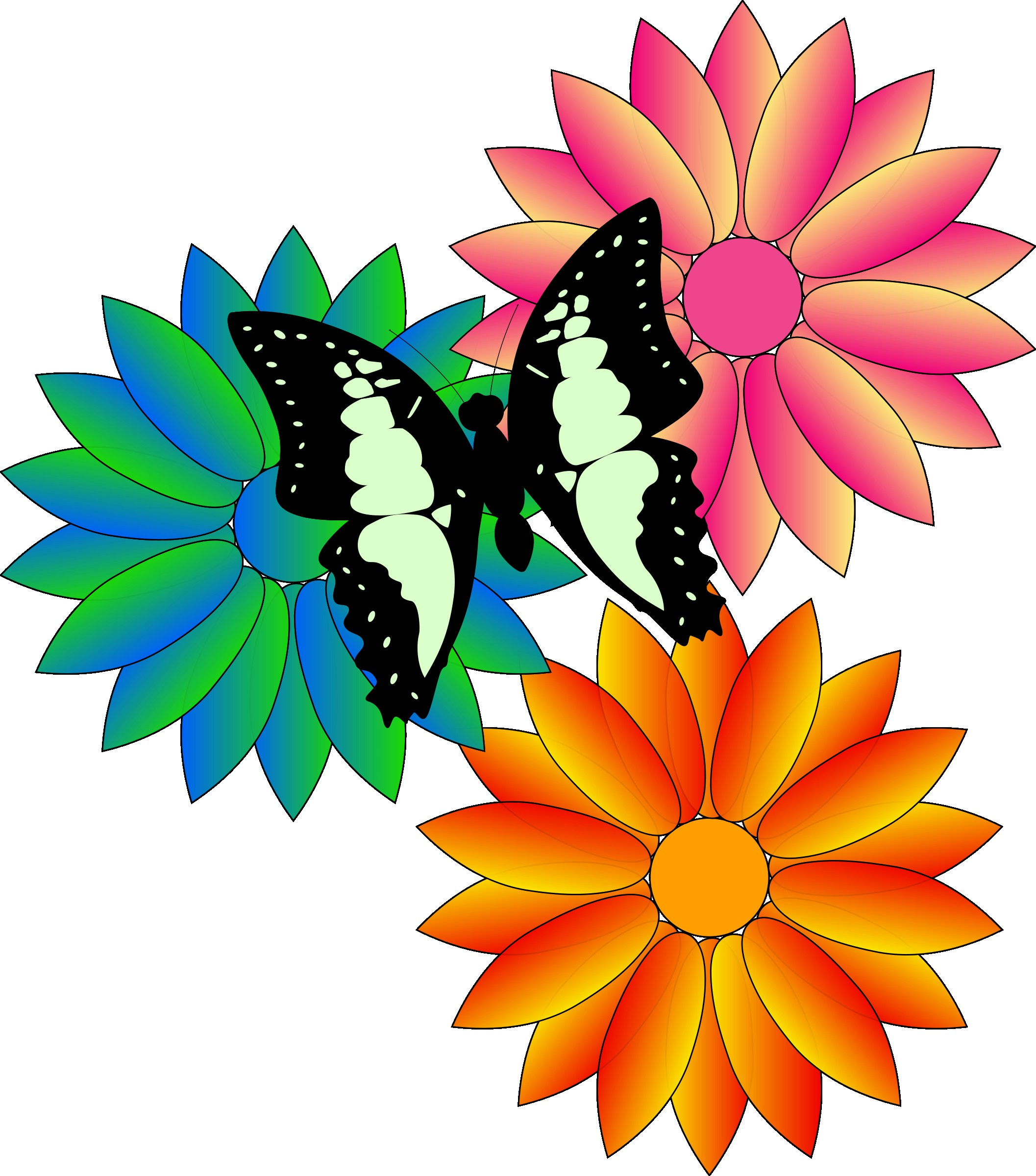May animated clipart image royalty free download Within Clipart Animated Free Clip Art May Flowers 8 | Clip Art image royalty free download